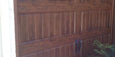 Custom garage doors make your home stand out