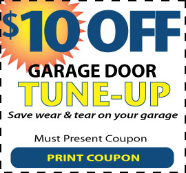 Garage Door Discounts From The Garage Door Man Garage
