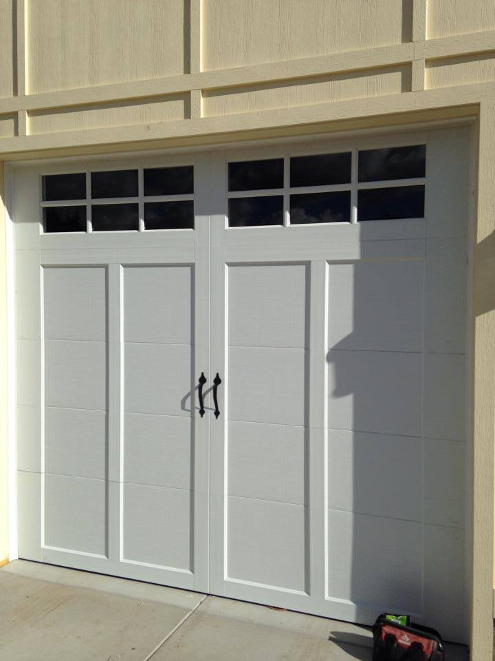 New Garage Doors Custom Garage Doors Garage Door Man
