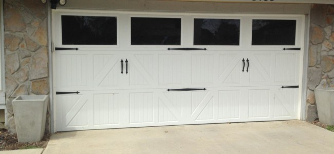 What kind of new garage door do I want?
