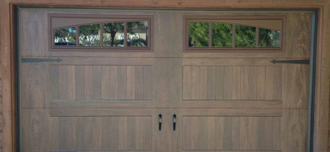 CHI Woodtones and Plank Doors