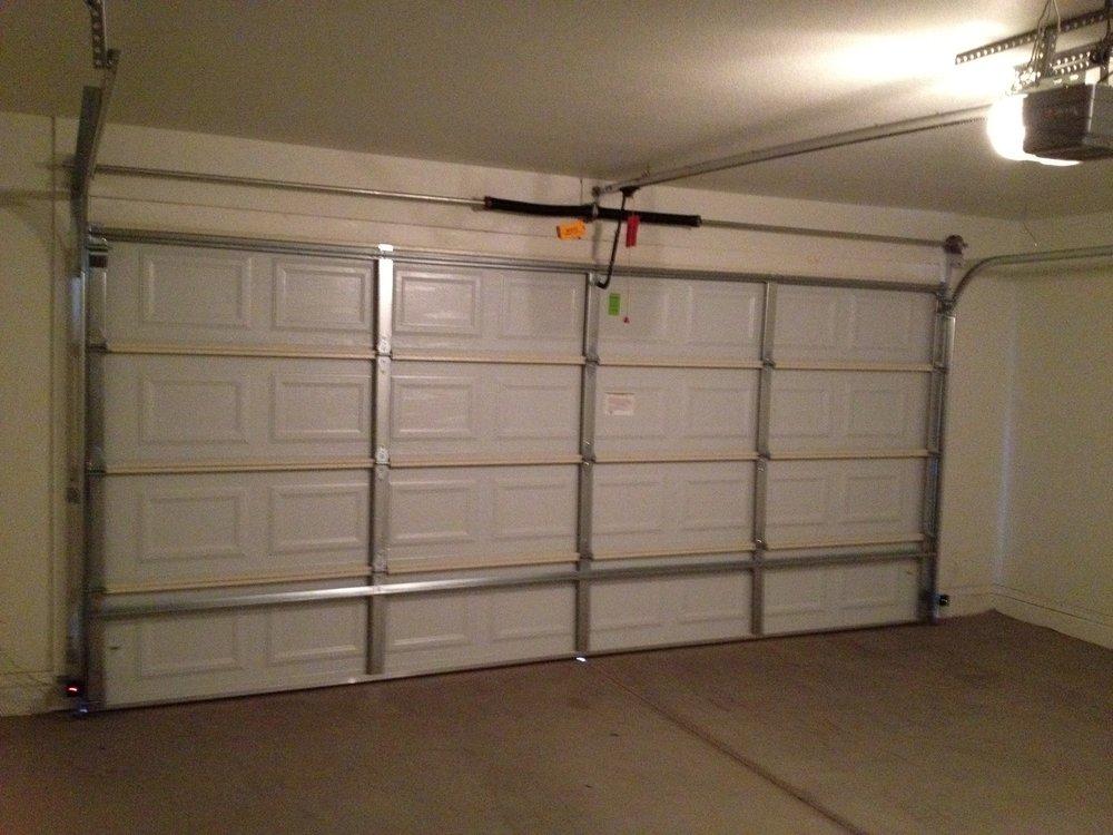 Strut Your Stuff Garage Door Man Garage Door Man