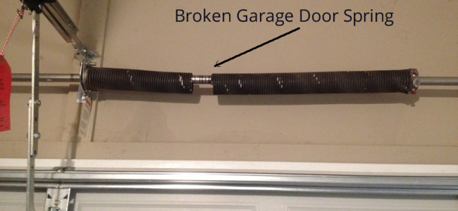 Reasons Why Garage Door Spring Replacement Is Best