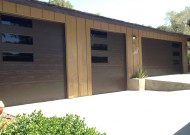 Modern Garage Door Options