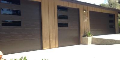 Modern Garage Door Options