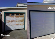 Replacing your old garage door adds instant curb appeal