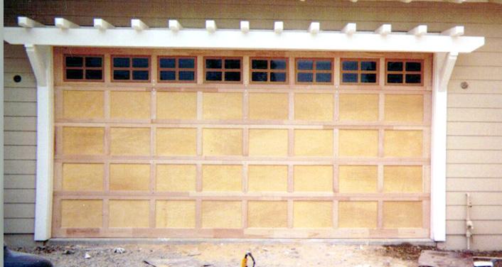 New Garage Doors Custom Garage Doors Garage Door Man