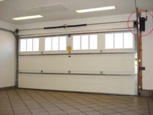 jackshaft in garage