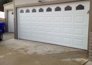 Troubleshooting a garage door opening